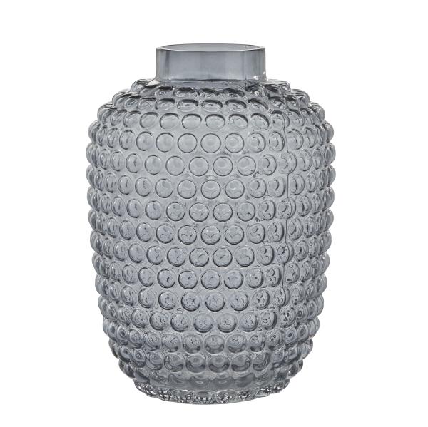 Charcoal Grey Bubble Vase   Ella James