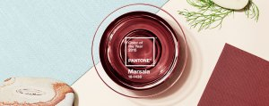 Pantone Introduces Color of the Year - Marsala