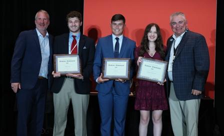 2021 NTCA Tom Ade Ceramic Tile Scholarship recipients
