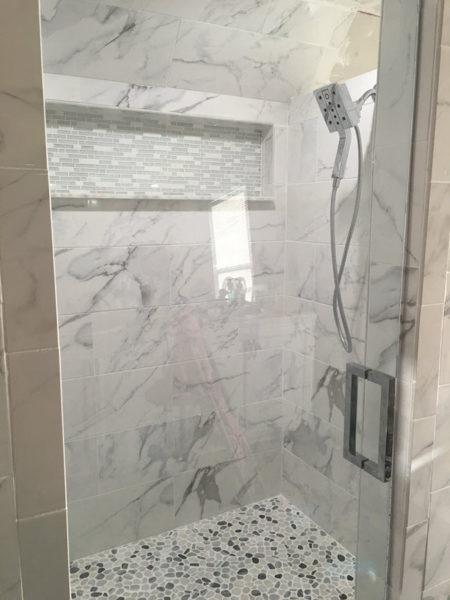 finding tile for a bathroom remodel