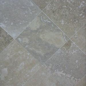 travertine tile finishes honed