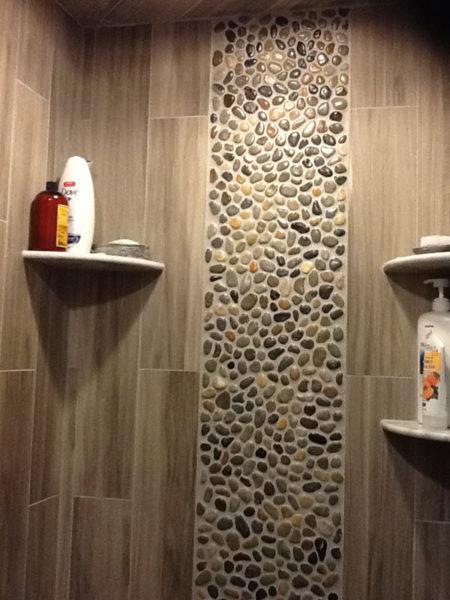 three tile ideas for stunning shower