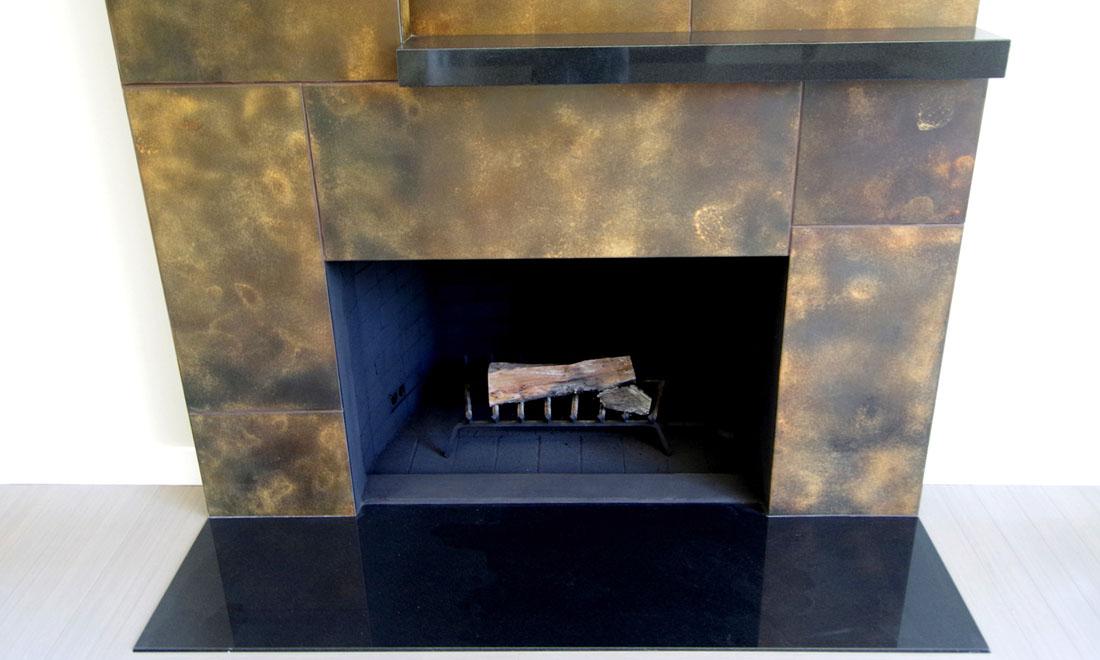 install fireplace mantels surrounds