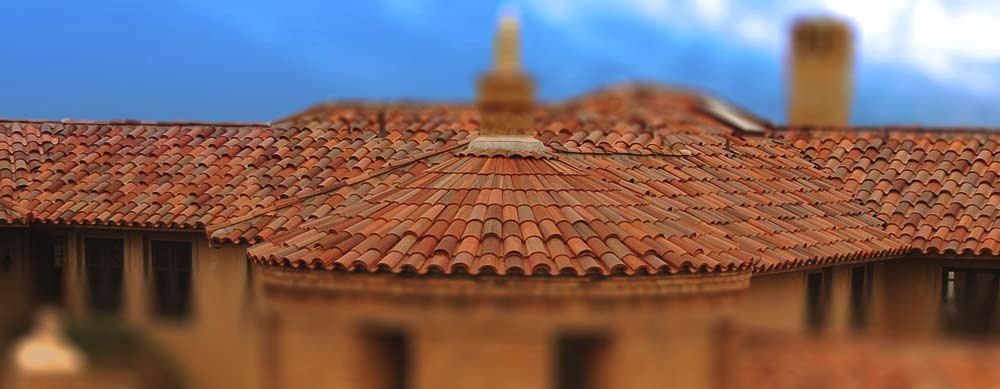 used roof tile in stock clay roof