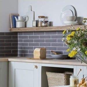 diy guide tiling a kitchen splashback