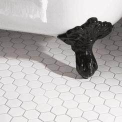 hexagon mosaic tiles buy online for