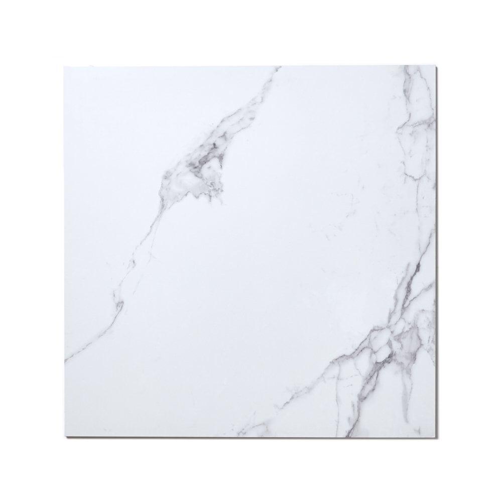 q marmi grey veins matt 60cm x 60cm floor tile