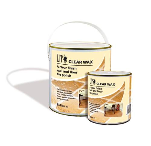 terracotta tile wax