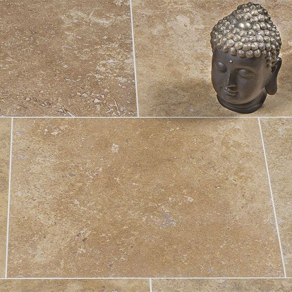 is siva noce honed filled travertine 40 6 x 40 6cm
