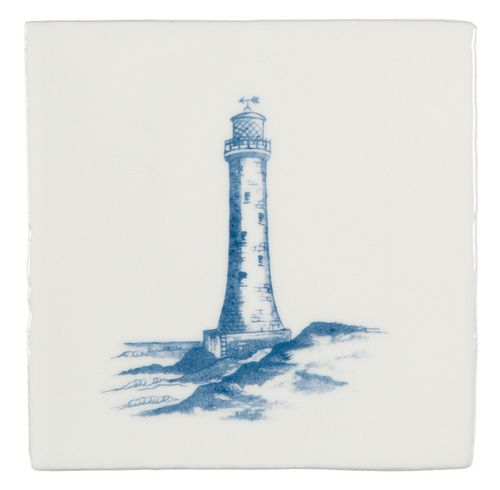 winchester residence lighthouse blue on
