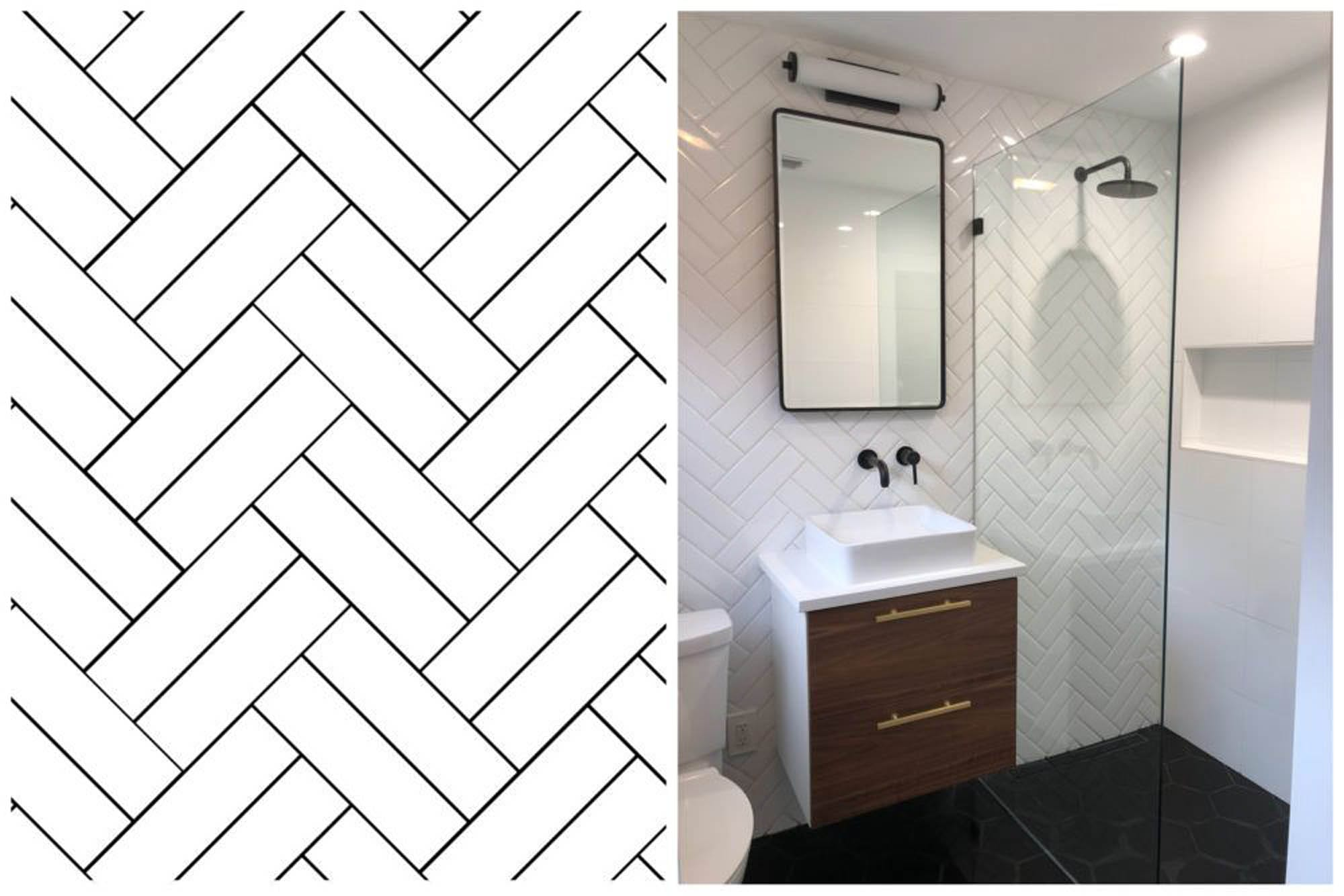 tile patterns and layouts the tile
