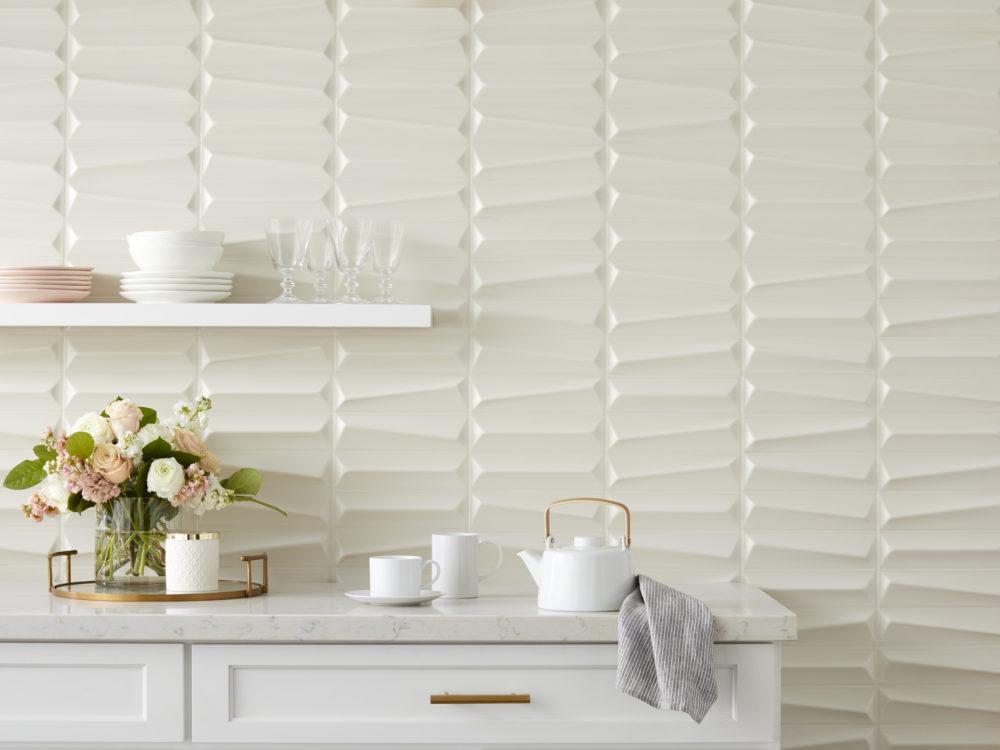 2020 tile trend 3d sculptural the