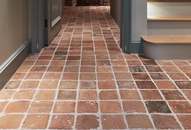 10 ways to use terracotta tiles in your