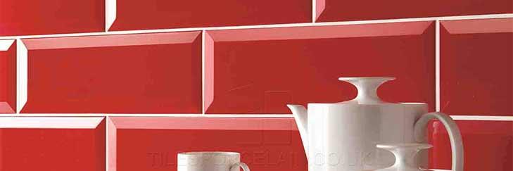 EXTENSIVE RANGE Of Red Tiles Floor Quartz Tiles