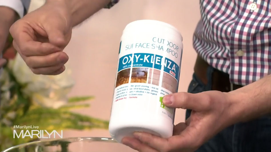 Oxy Klenza by Dry Treat featured on the Marilyn Dennis Show