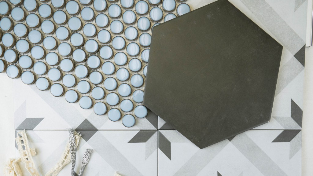 A collection of popular ceramic and porcelain tiles