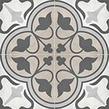 Form Clover 8x8 Sand Deco Matte