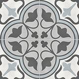 Form Clover 8x8 Tide Deco Matte