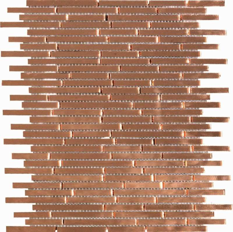 Copper Mirror Mosaic By Dune