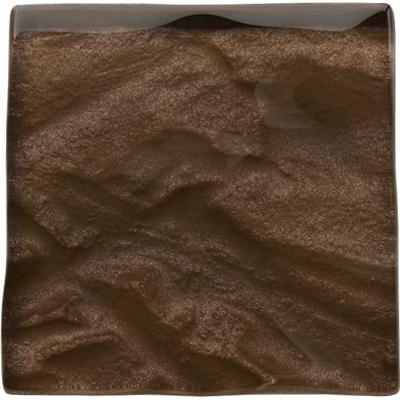Mink Brown glass tile