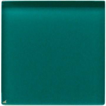 Deep low contrast green tile