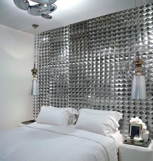 Platinum Keops Bedroom feature wall