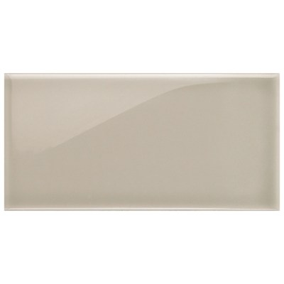 Grey ceramic brick tile