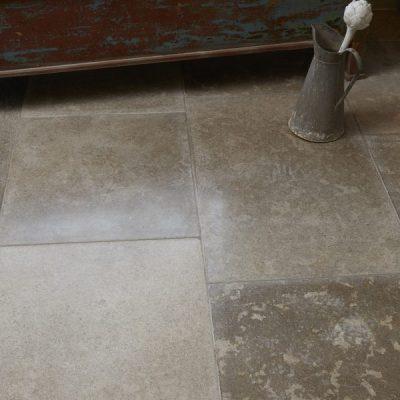 Corfe Limestone Tumbled