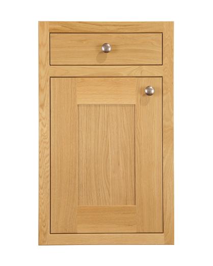 Petworth Burbidge oak kitchen