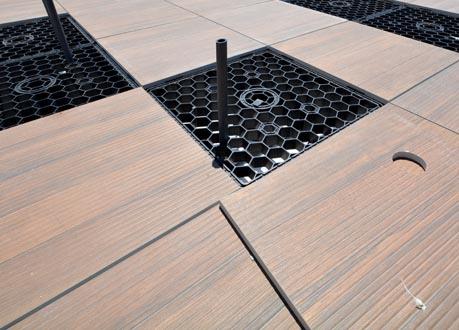 wind uplift paver system tile tech