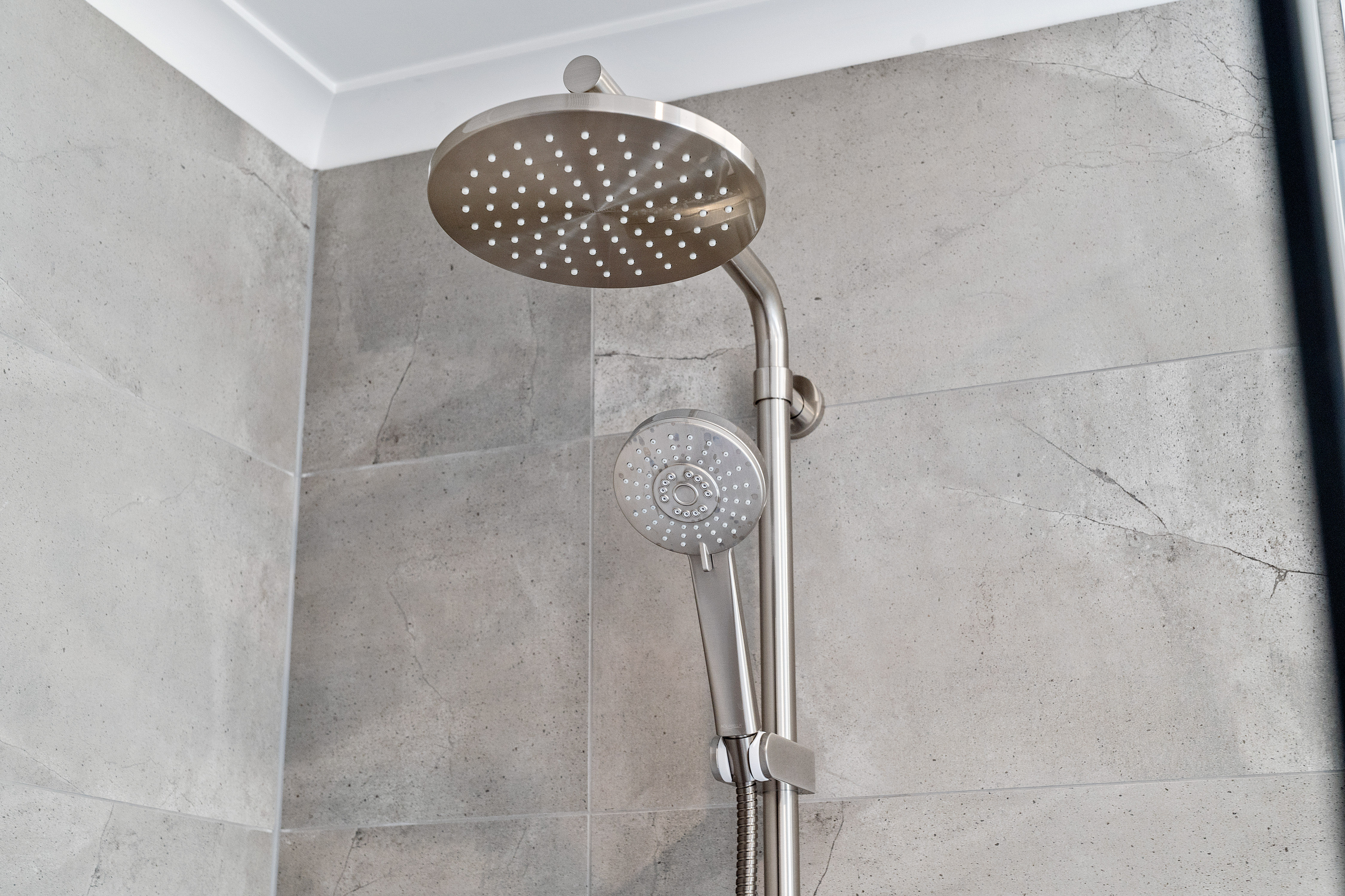 what tiles are best for shower walls
