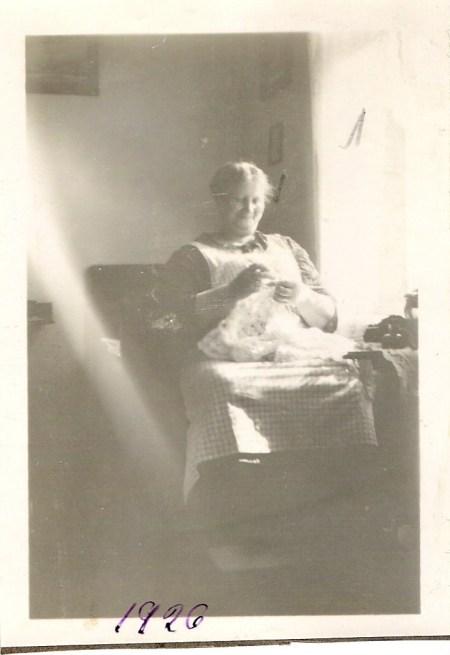 Anna Sophie hekler 1926
