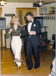 Roar og Anny danset så fint sammen