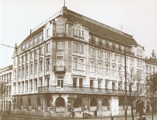 Klaveness bank 1920-årene