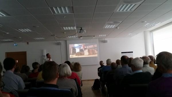 Arkiv Digital sin forelesning