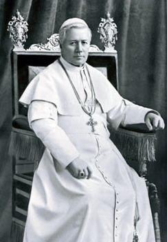 Pave Pius X 1903-1914