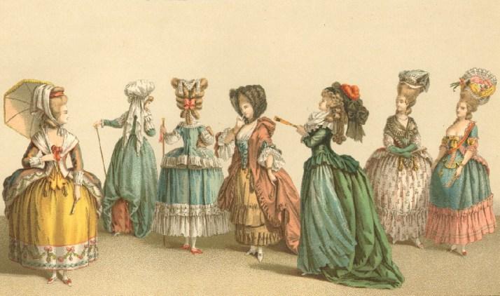 Illustrasjonsfoto: Fransk 1700-mote