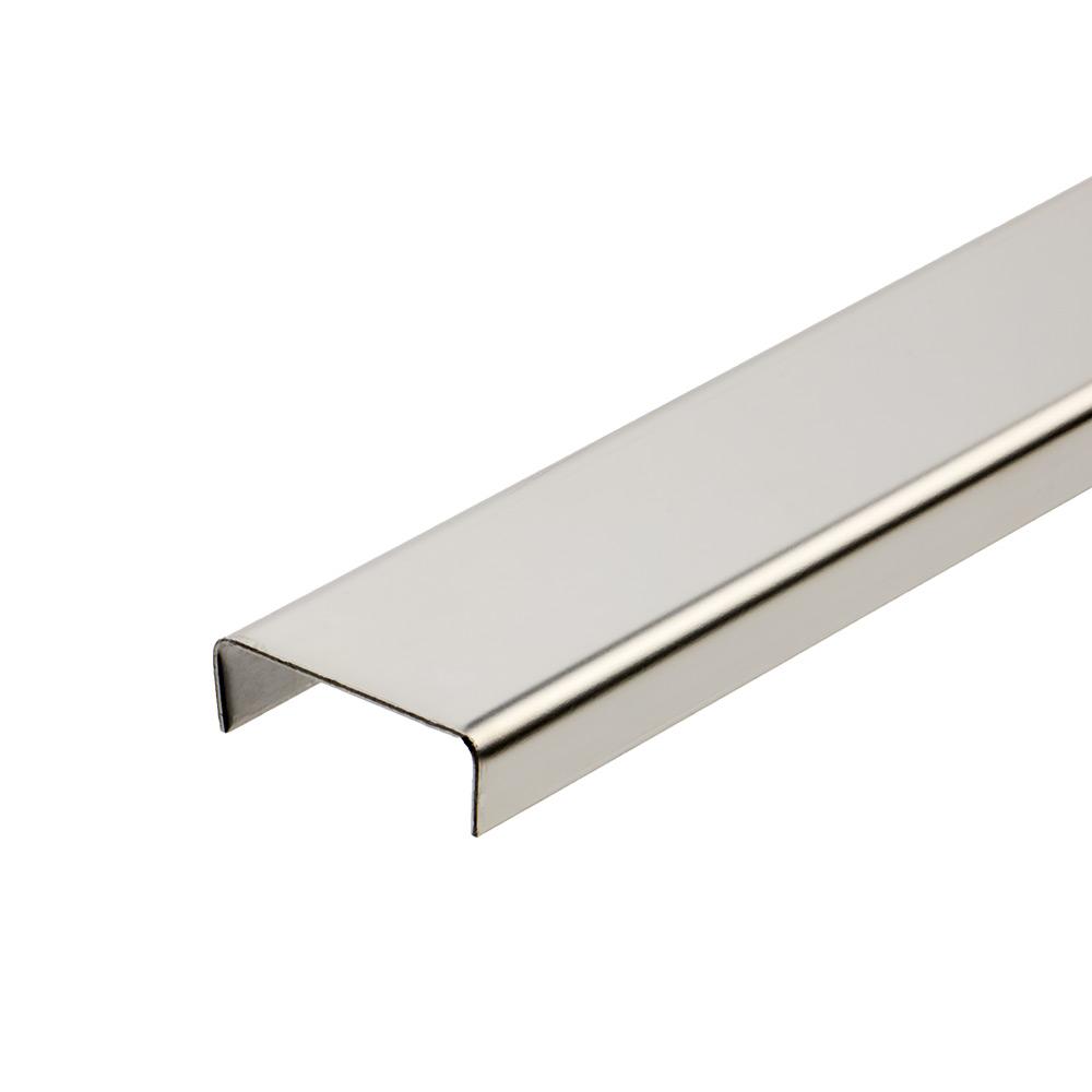 stainless steel listello tile trim