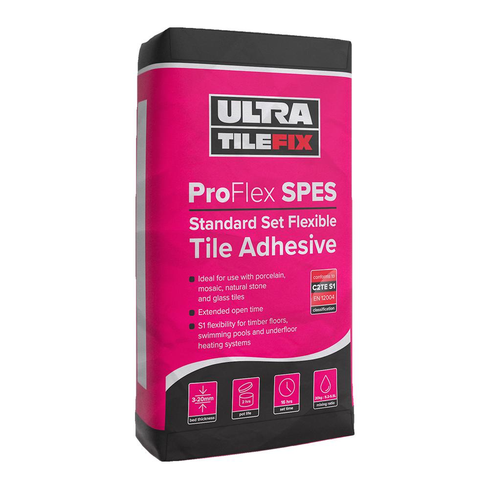 ultra tile fix proflex spes tile adhesive