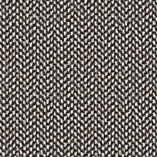 Heavy zigzag woven winter jacket seamless texture