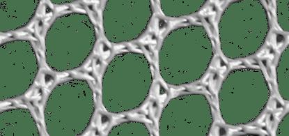 Tent plastic mesh optimized seamless texture