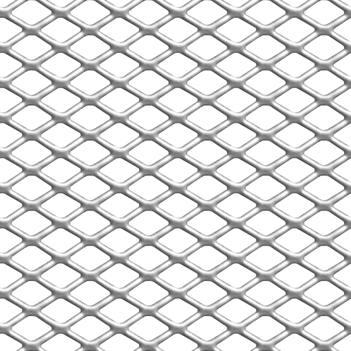 Fine metal mesh free seamless texture