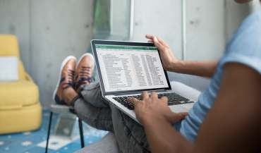 Free Excel Budget Templates Hero