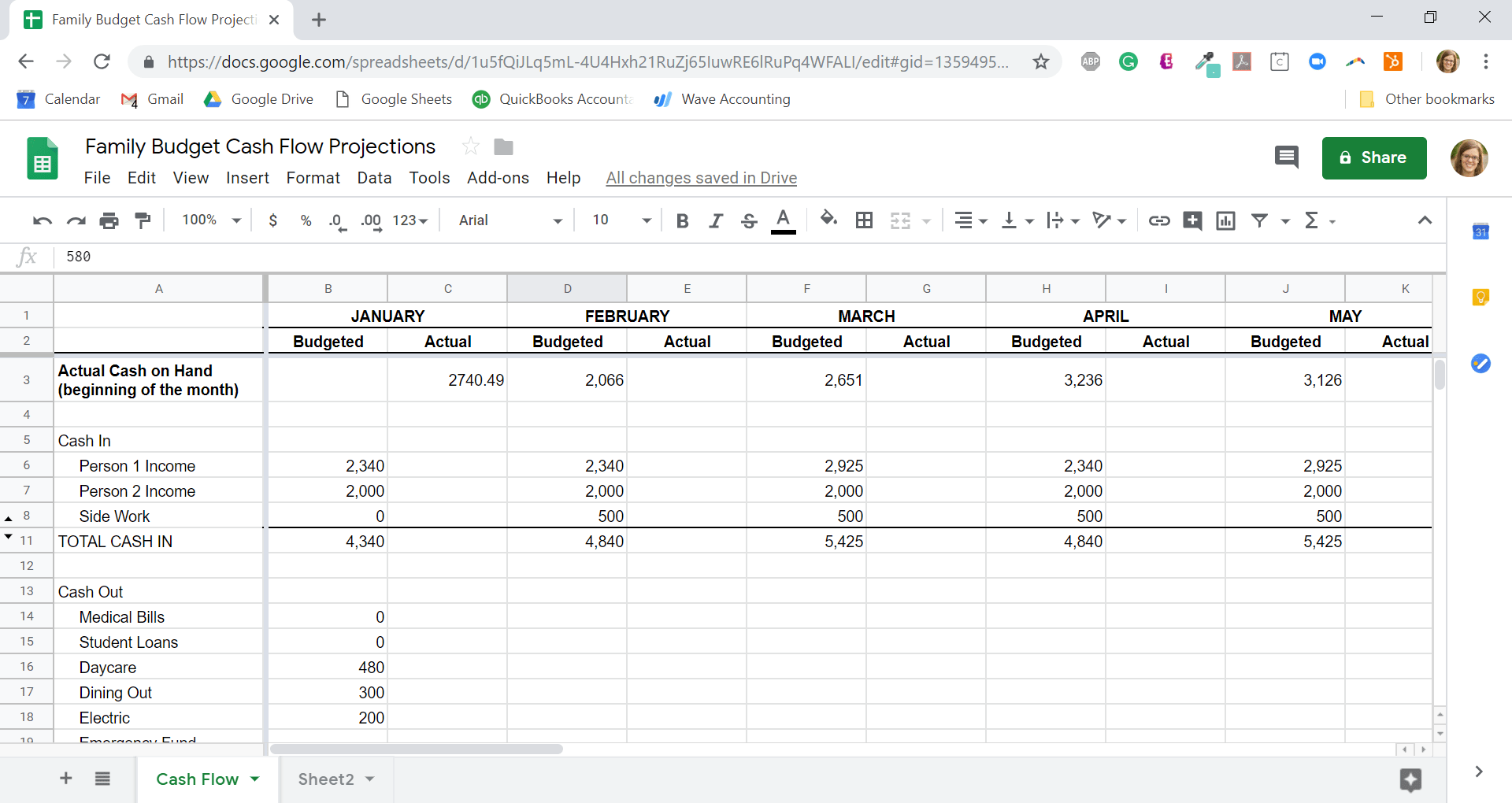 Understanding IMPORTRANGE in Google Sheets