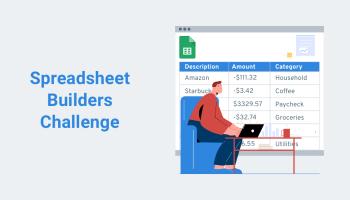 Spreadsheet Builder Challenge