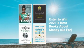 enter to win 2021 best books about money