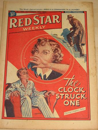 Image result for red star magazine
