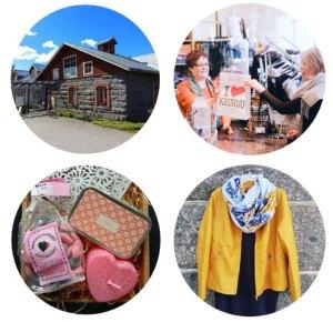 Shoppailua ja ihania ostoksia Vanhan Keurun alueella