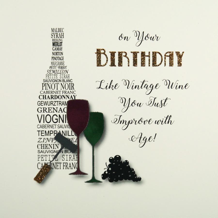 To My Handsome Marvellous Dashing Leading Man Large Handmade Open Birthday Card Mrm16 Tilt Art