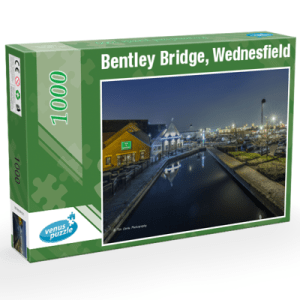 Bentley Bridge 1,000pc Jigsaw Puzzle